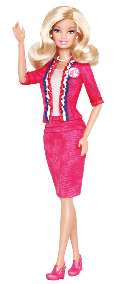 Barbie I Can Be... President Doll