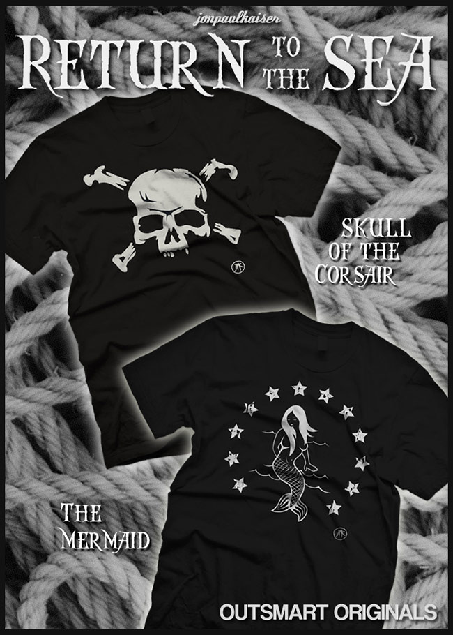 Return to the Sea Shirt Collection