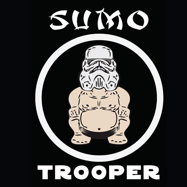 SUMO TROOPER T-SHIRT Release