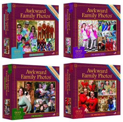 Awkward Family Photos Puzzles