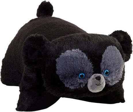 bear cub pillow pet