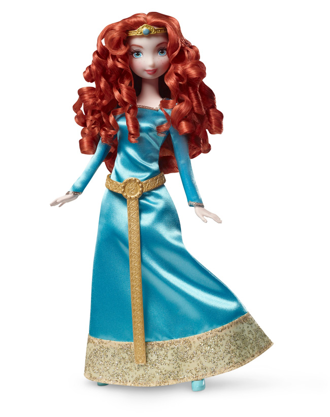 Brave Merida Fashion Doll