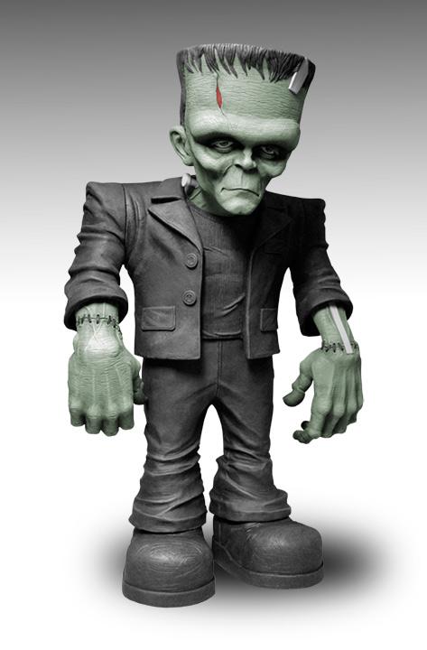 Monster Scale Frankenstein