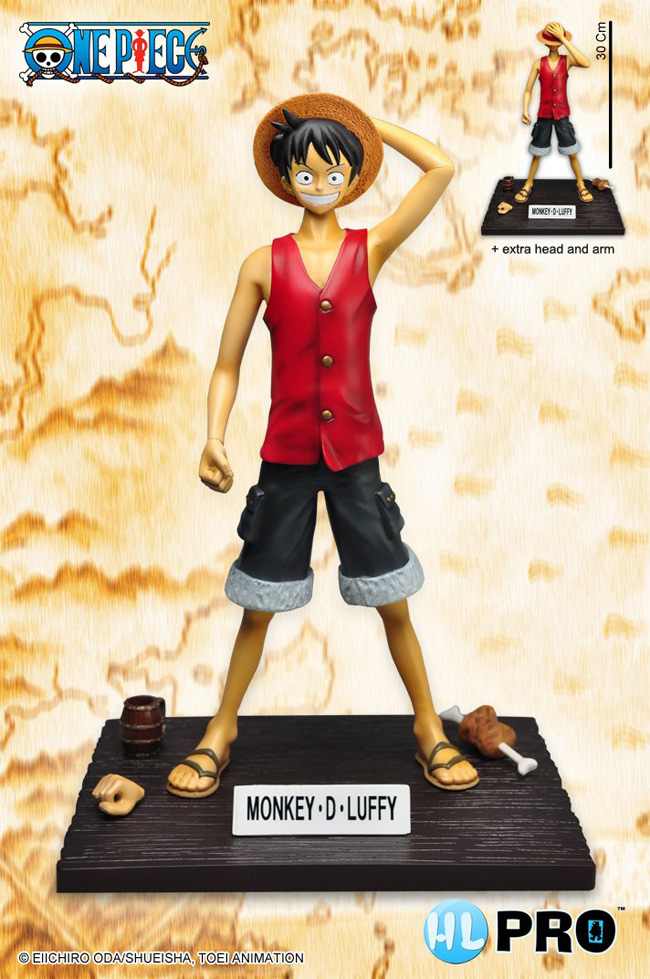 12-Inch One Piece Monkey D. Luffy