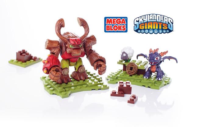Skylanders Giants Sets & Puzzles