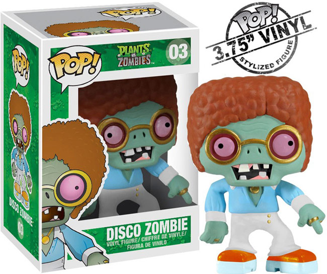 Funko plants vs zombies