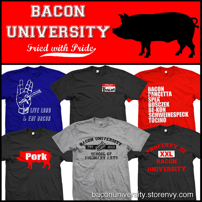Introducing The BACON University