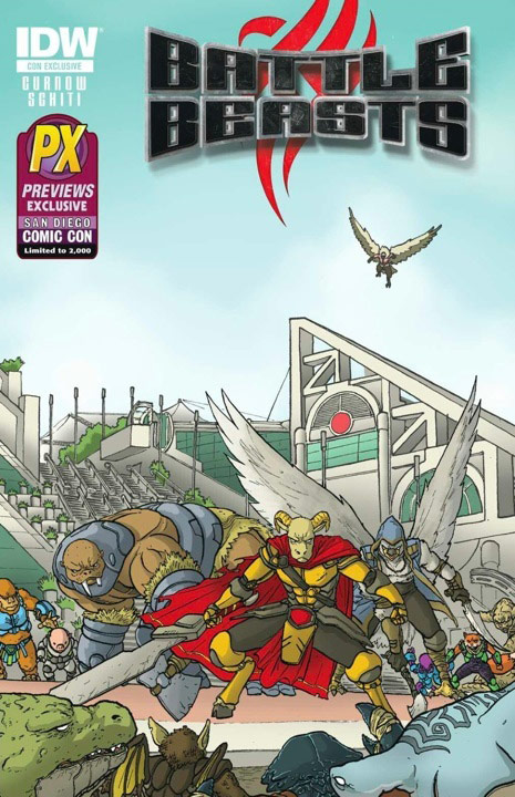 Diamond Select Toys Announces Comic-Con 2012 Exclusives