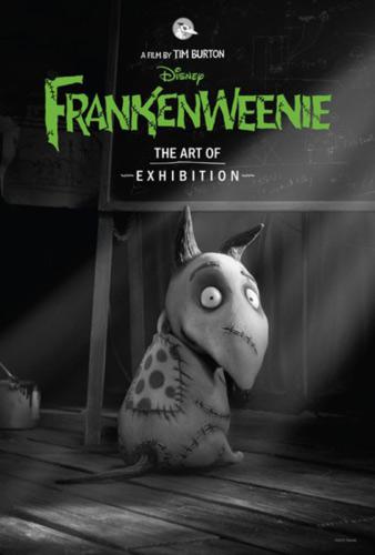 The Art Of Frankenweenie Exhibition