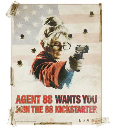 agent 88
