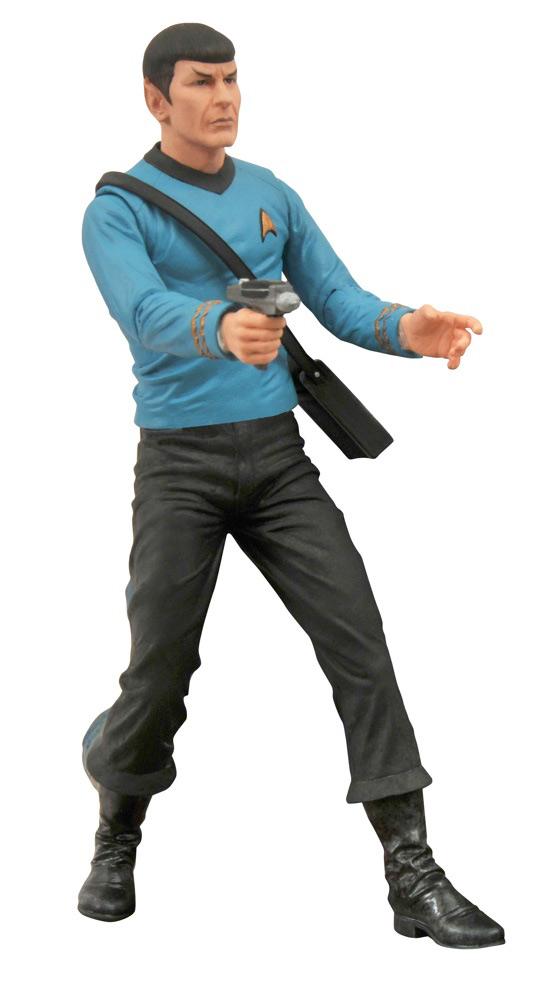star trek spock action figure