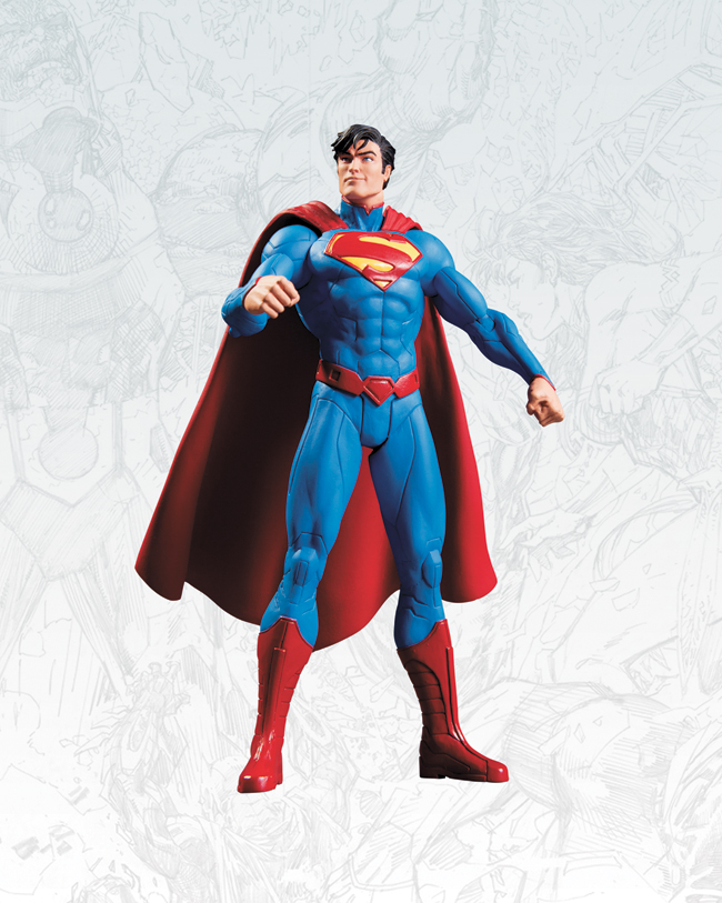 SUPERMAN ACTION FIGURE