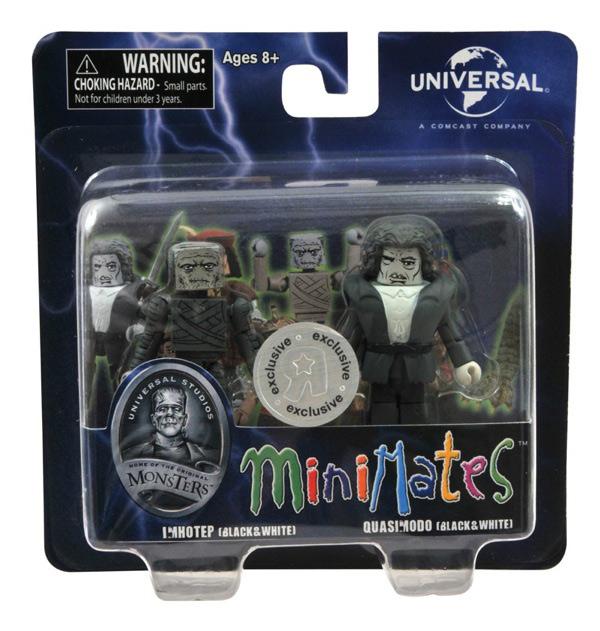 universal monsters minimates