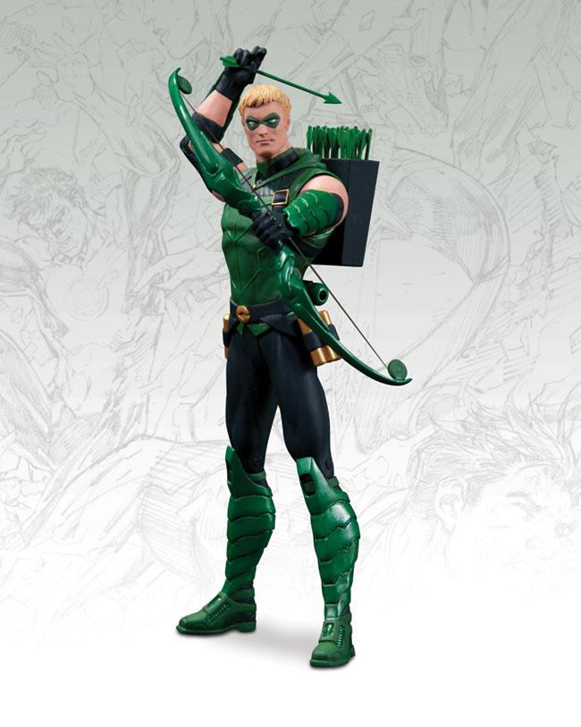 DC COMICS-THE NEW 52 GREEN ARROW ACTION FIGURE
