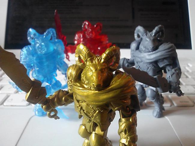 battle beasts