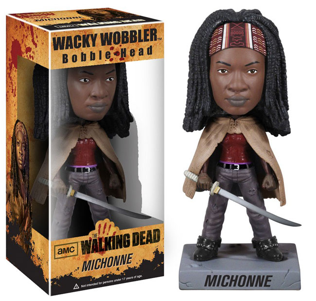 toys based on the Walking Dead