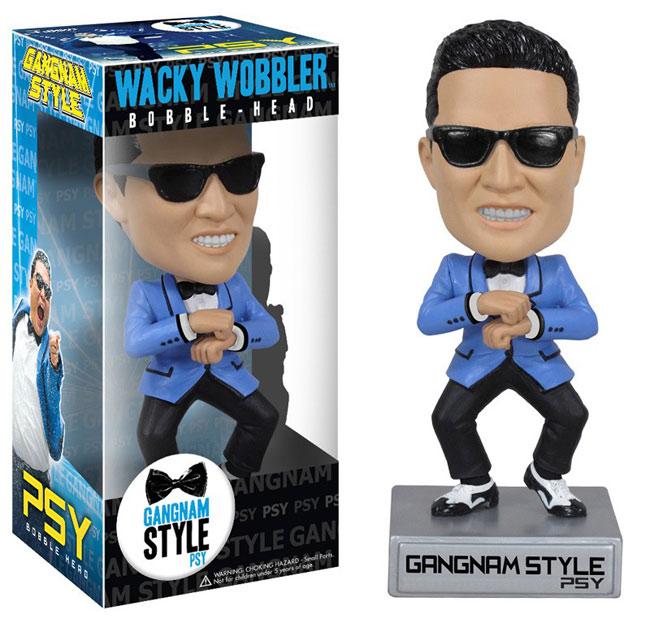toys based on Gangnam Style