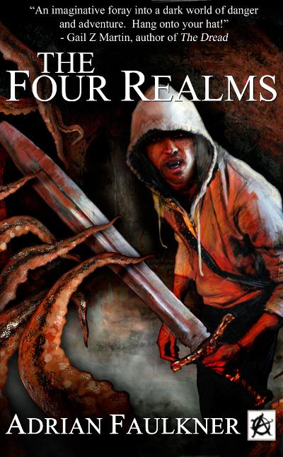 Adrian Faulkner's The Four Realms