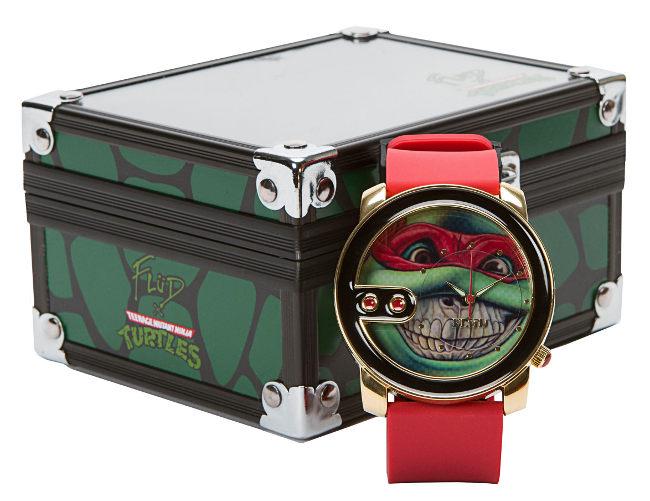 Ron English-Designed TMNT Apparel & Accessories