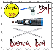 customcon 34 logo